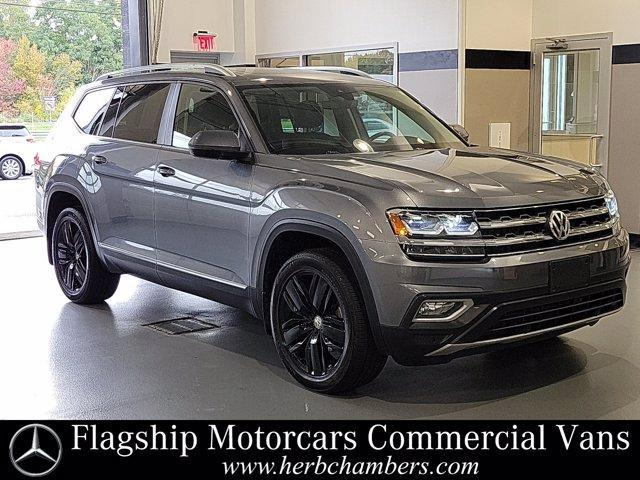 2018 Volkswagen Atlas 3.6L V6 SEL for sale in Lynnfield, MA