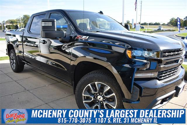 2021 Chevrolet Silverado 1500 RST for sale in McHenry, IL