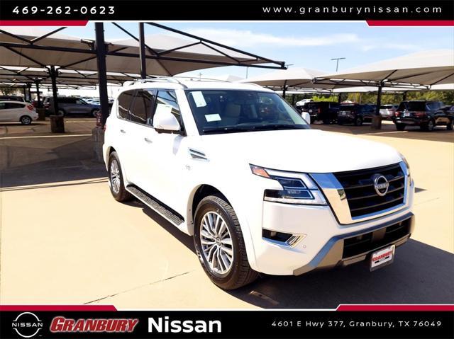 2022 Nissan Armada SL for sale in Granbury, TX