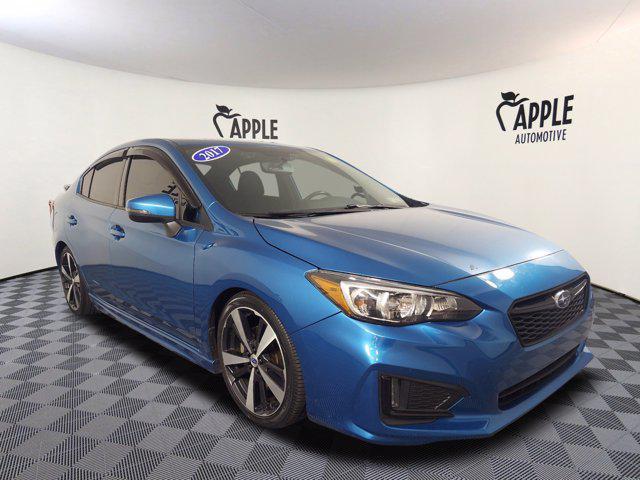 2017 Subaru Impreza Sport for sale in York, PA