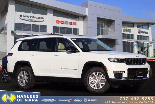 2021 Jeep Grand Cherokee Limited for sale in Napa, CA