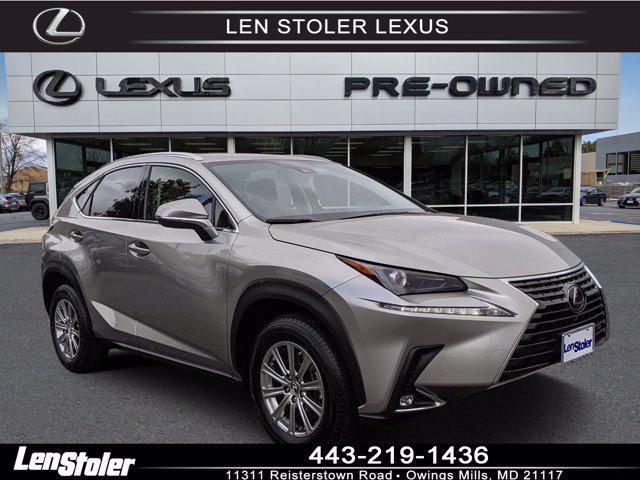 2021 Lexus NX NX 300 for sale in Owings Mills, MD