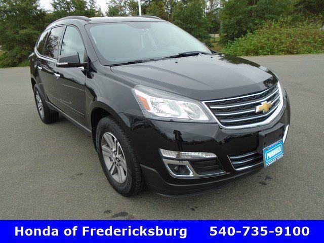 2017 Chevrolet Traverse LT for sale in Fredericksburg, VA
