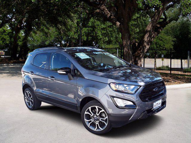 2019 Ford EcoSport SES for sale in San Antonio, TX