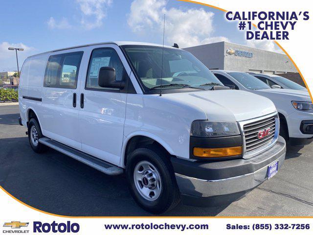 "2019 GMC Savana Cargo Van RWD 2500 135"" for sale in Fontana, CA"