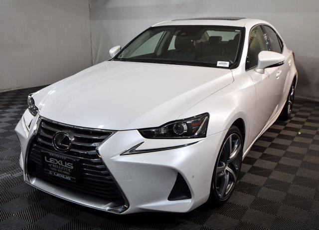 2017 Lexus IS IS Turbo for sale in Bellevue, WA