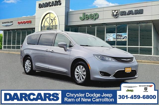 2018 Chrysler Pacifica Touring L for sale in New Carrollton, MD