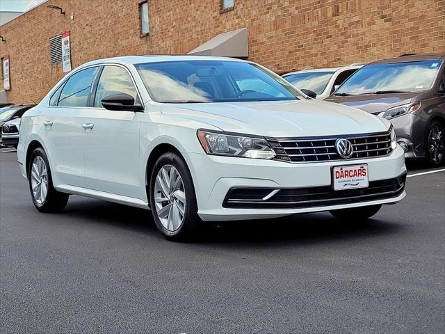 2018 Volkswagen Passat 2.0T SE for sale in Silver Spring, MD