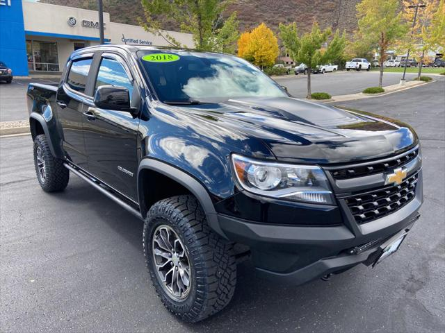 2018 Chevrolet Colorado 4WD ZR2 for sale in Durango, CO