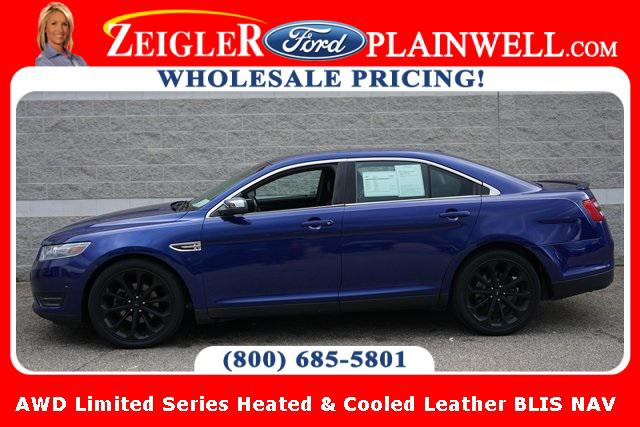 2013 Ford Taurus Limited for sale in Schaumburg, IL