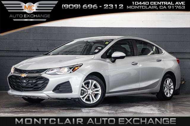 2019 Chevrolet Cruze LT for sale in Montclair, CA