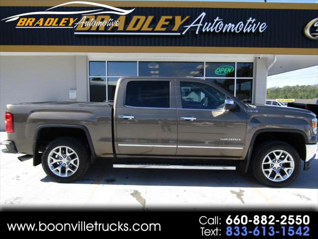 2014 GMC Sierra 1500 SLT for sale in Boonville, MO