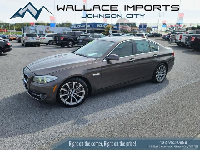2013 BMW 5 Series 535i xDrive for sale in Johnson City, TN