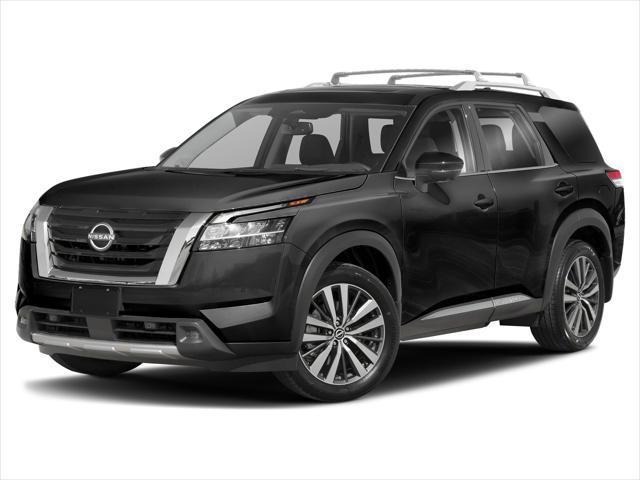 2022 Nissan Pathfinder Platinum for sale in Fort Worth, TX