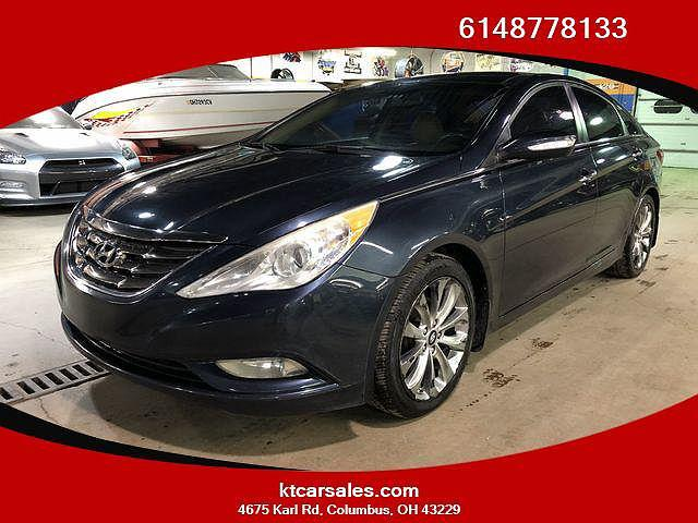 2012 Hyundai Sonata 2.0T Limited for sale in Columbus, OH