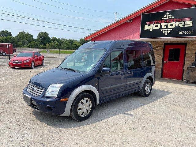 2013 Ford Transit Connect Wagon XLT Premium for sale in Granite City, IL
