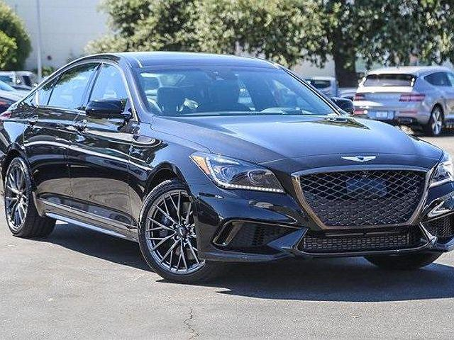 2018 Genesis G80 3.3T Sport for sale in Thousand Oaks, CA