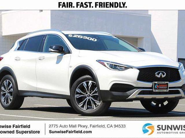 2018 INFINITI QX30 Luxury for sale in Fairfield, CA