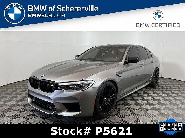 2019 BMW M5 Competition for sale in Schererville, IN
