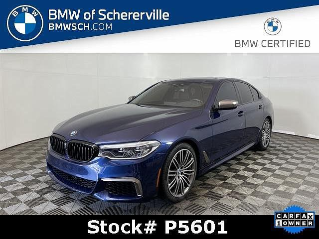 2019 BMW 5 Series M550i xDrive for sale in Schererville, IN