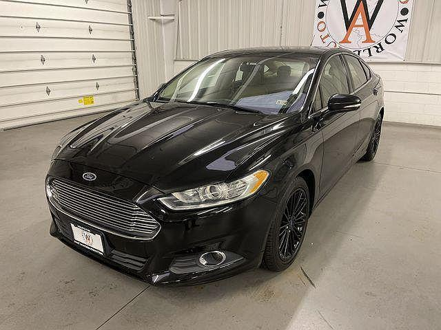 2013 Ford Fusion SE for sale in Fredericksburg, VA