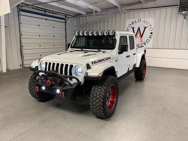 2020 Jeep Gladiator Rubicon for sale in Fredericksburg, VA