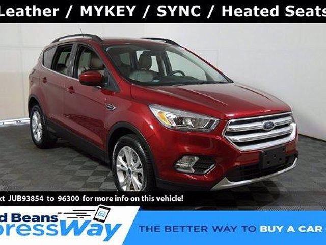 2018 Ford Escape SEL for sale in Langhorne, PA