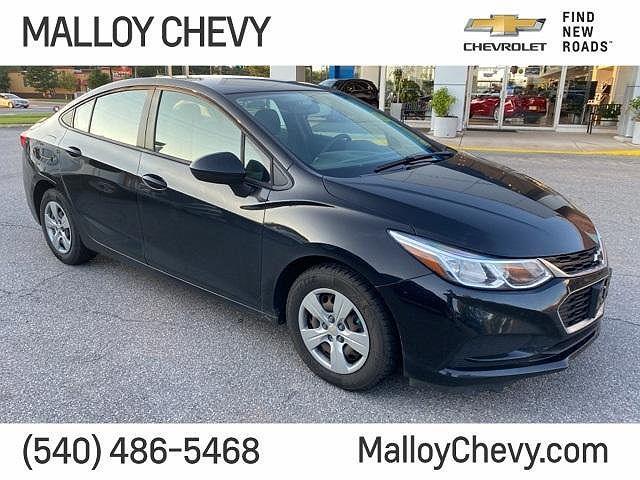 2018 Chevrolet Cruze LS for sale in Winchester, VA