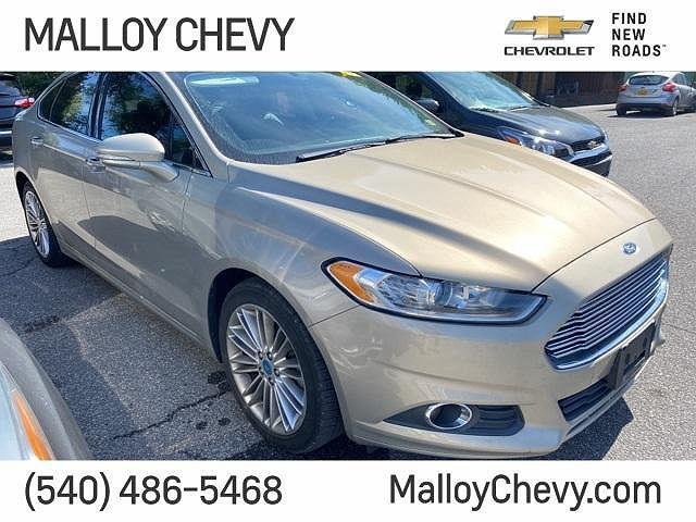 2015 Ford Fusion SE for sale in Winchester, VA