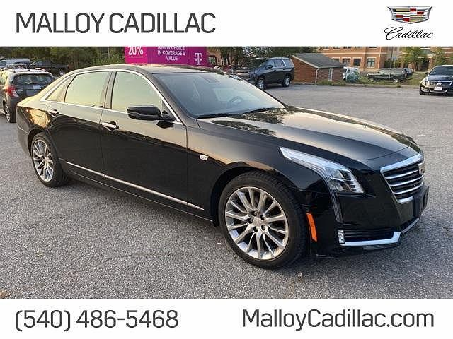 2018 Cadillac CT6 Luxury AWD for sale in Winchester, VA