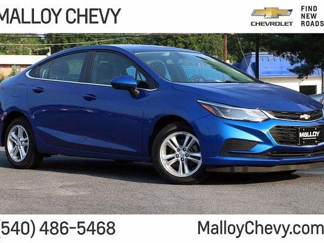 2017 Chevrolet Cruze LT for sale in Winchester, VA