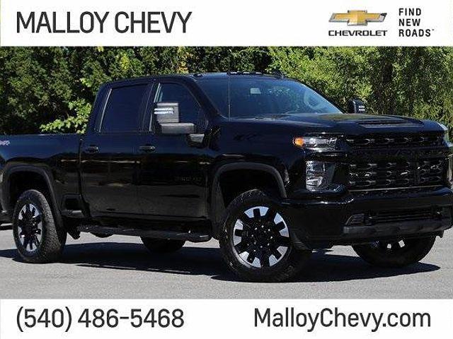 2020 Chevrolet Silverado 2500HD Custom for sale in Winchester, VA