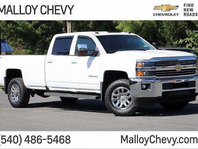 2016 Chevrolet Silverado 3500HD LT for sale in Winchester, VA
