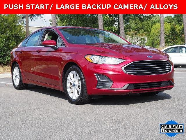 2019 Ford Fusion SE for sale in Cary, NC