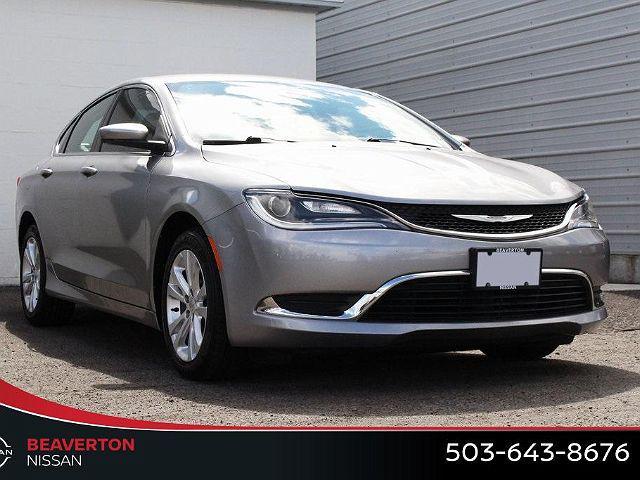 2016 Chrysler 200 Limited for sale in Beaverton, OR