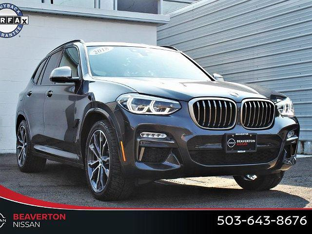 2018 BMW X3 M40i for sale in Beaverton, OR