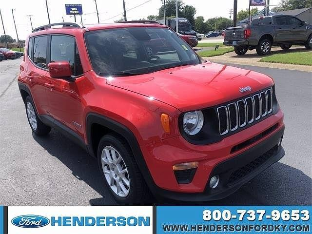 2019 Jeep Renegade Latitude for sale in Henderson, KY