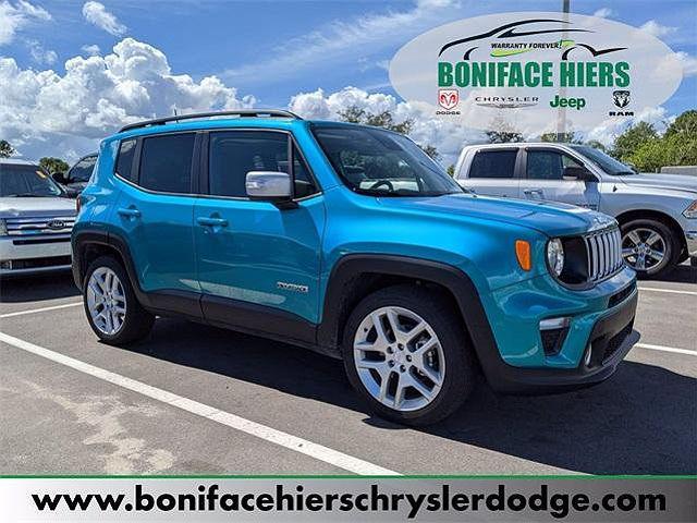 2021 Jeep Renegade Latitude for sale in Cocoa, FL