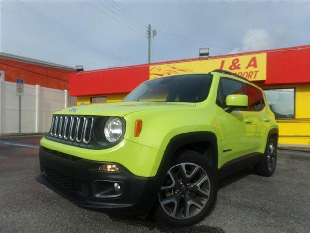 2017 Jeep Renegade Latitude for sale in Sarasota, FL