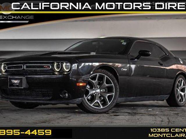 2015 Dodge Challenger R/T Plus for sale in Montclair, CA
