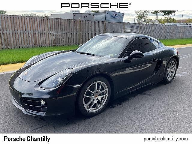 2014 Porsche Cayman 2dr Cpe for sale in Chantilly, VA
