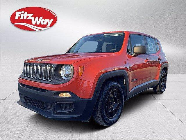 2017 Jeep Renegade Sport for sale in Rockville, MD
