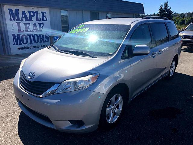 2011 Toyota Sienna LE for sale in Spanaway, WA