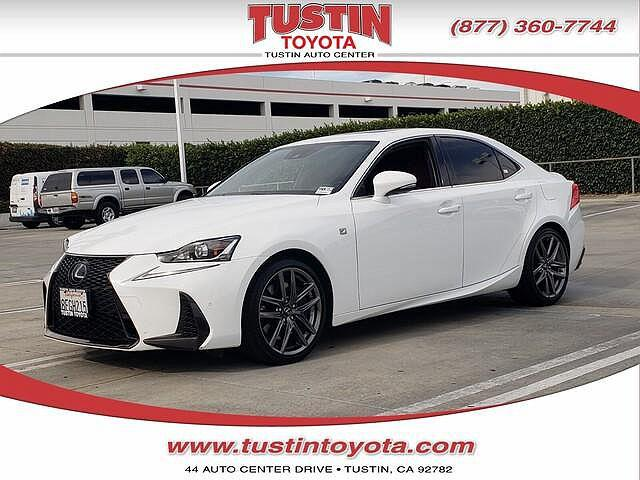 2018 Lexus IS IS 300 for sale in Tustin, CA