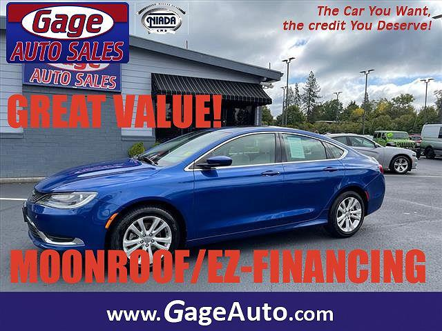 2015 Chrysler 200 Limited for sale in Milwaukie, OR