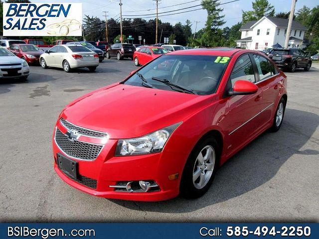2013 Chevrolet Cruze 1LT for sale in Bergen, NY