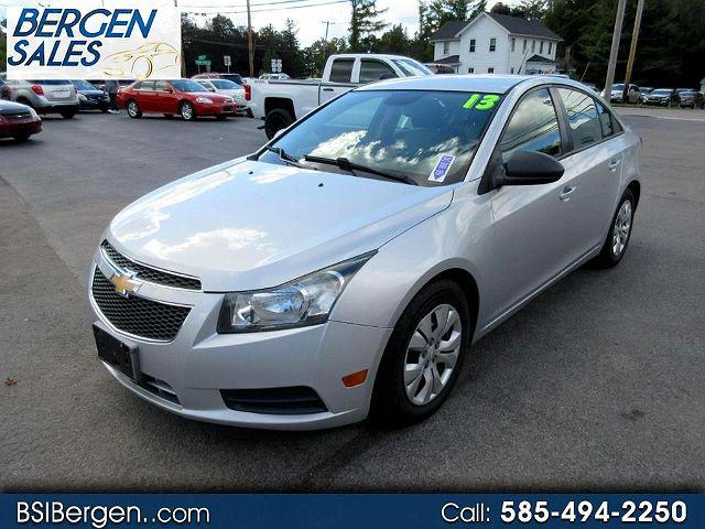 2013 Chevrolet Cruze LS for sale in Bergen, NY