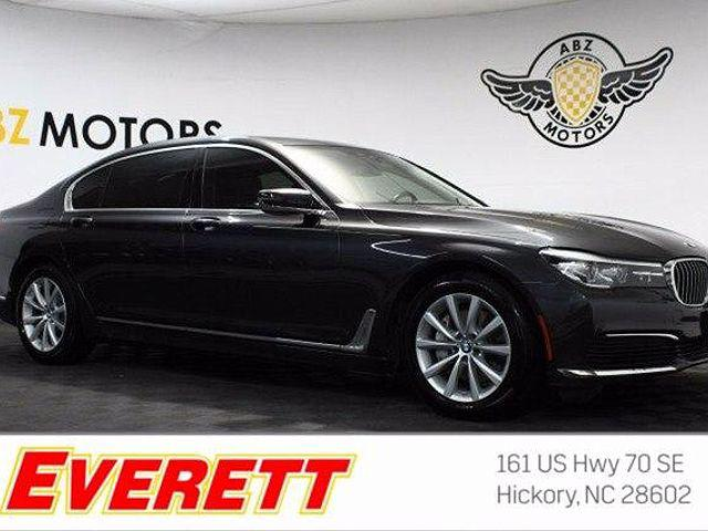 2019 BMW 7 Series 740i for sale in Hickory, NC