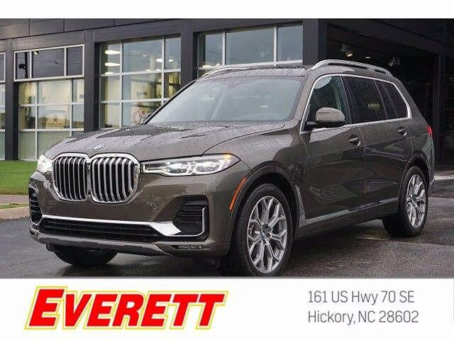 2020 BMW X7 xDrive40i for sale in Hickory, NC