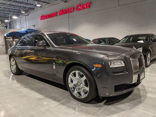 2014 Rolls-Royce Ghost 4dr Sdn for sale in Lake Forest, IL